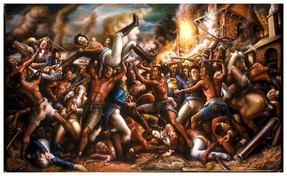 the important role of the french revolution in the haitian revolution Answer to: what was one of most important effects of the haitian revolution by signing up,  what is the major role of the thalamus why do.
