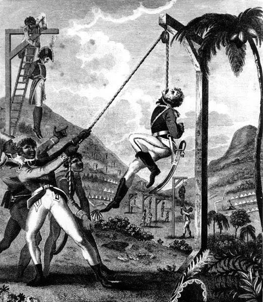 haitianrevolutionscene